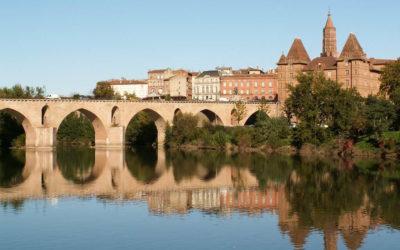 Montauban, chef lieu du Tarn-et-Garonne